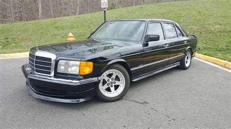 Enter your email address to receive alerts when we have new listings available for mercedes brabus for sale. 1989 Mercedes 560SEL modified AMG Zender Brabus Lorinser w126 s-class w124 for sale - Mercedes ...