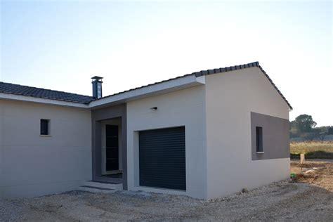 Toiture Maison En L by Devis Plan Constructeur Maison En L Plain Pied En 3 Pentes