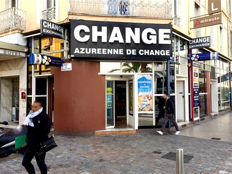 change de bureau bureau de change cannes 1 azureenne de change