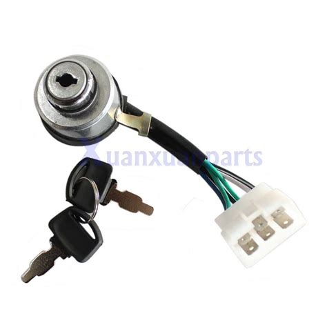 Generator Ignition Key Switch For Duromax Xpe Xpeh