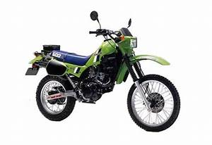 Kawasaki Klr600 Service Manual Repair 1984