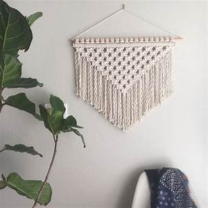 Art Craft Design Show Decor Decorate Your House With Macrame Wall Hanging