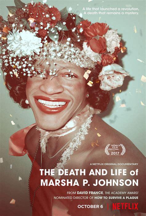 A Morte e a Vida de Marsha P. Johnson - Filme 2017 ...