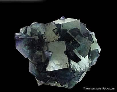 Mineral Fluorite Specimen Namibia Okorusu Minerals Mine