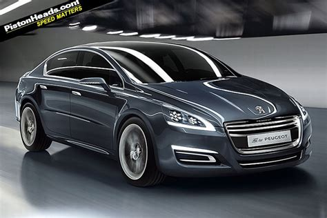 peugeot series re peugeot previews new 508 saloon page 1 general