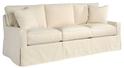 Or Loveseat by Circle Furniture Fritz Slipcovered Sofa Casual Sofa