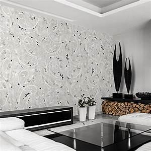 Glatte Wände Ohne Tapete : puro tapete realistische tapete ohne rapport und versatz ~ Michelbontemps.com Haus und Dekorationen