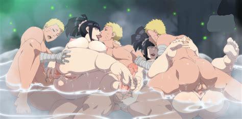 Hinata And Naruto Cyberunique Naruto