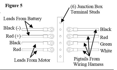 Wiring Diagram For The Bulldog Powered Drive Kit