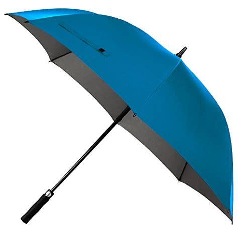 large windproof patio umbrellas rainlax windproof golf umbrella 62 inch oversize canopy