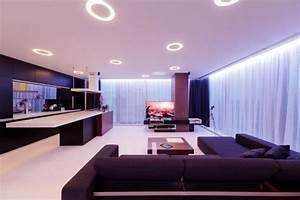 Moderne Lampen Für Wohnzimmer : 36 fotos von deckenleuchten f r wohnzimmer ~ Pilothousefishingboats.com Haus und Dekorationen