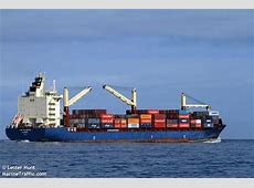 Vessel details for CAP BLANCHE Container Ship IMO