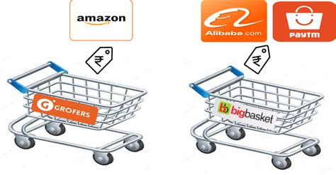 Alibaba & Paytm To Invest In Bigbasket, Amazon To Pick