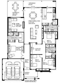 open floor plans for houses open floor plan home designs wa country builders