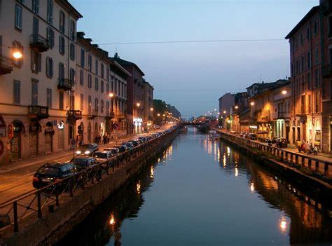 Ringhiera Navigli by Navigli Walking Tour Milan Italy