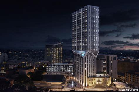 mercury tower  skyscraper center
