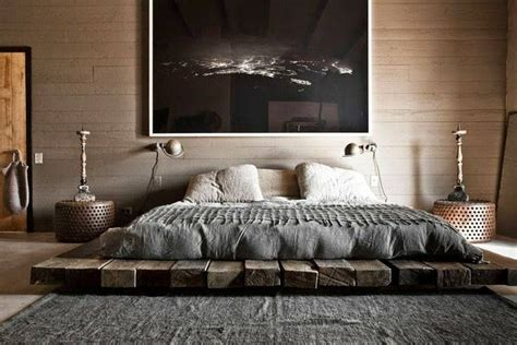 17 Best Ideas About Rustic Industrial Bedroom On Pinterest
