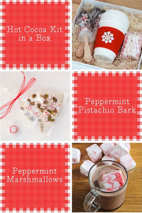 diy edible christmas gifts gathering beauty
