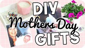 DIY MOTHERS DAY GIFTS 2017! Last Minute - Under $5