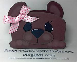 Welcome to Scrappin' Cat's Creative Endeavors: Teddy bear ...