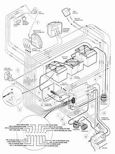 Ruff Amp Tuff Electric Golf Cart Wiring Diagram