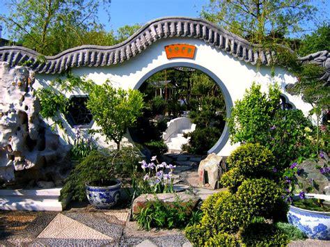 Garten Chinesisch Gestalten by In Honor Of The Olympics The Moon Gate Garden C