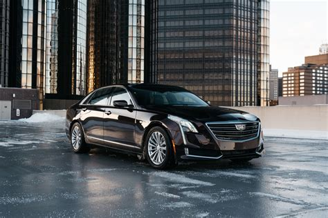 2018 Cadillac Ct6 Phev Photo Gallery  Gm Authority