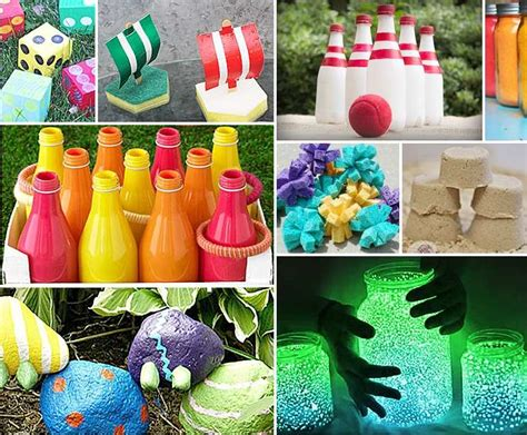 plein de jeux de cuisine activités manuelles et jeux enfants en plein air en 20 idées