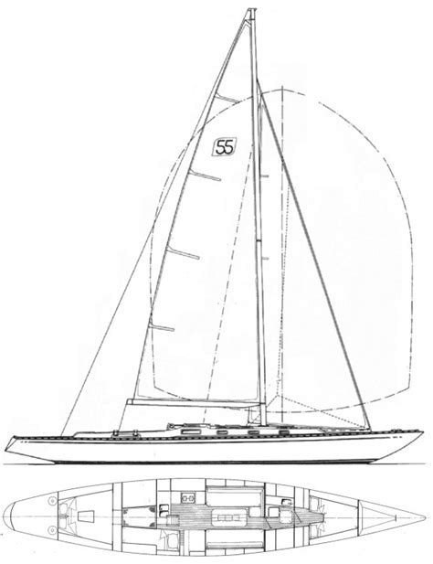 swede  sailboat specifications  details