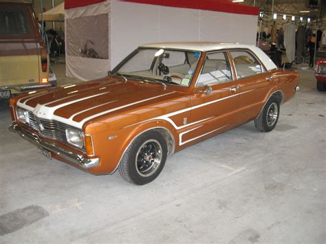 Ford Taunus Xl 1975