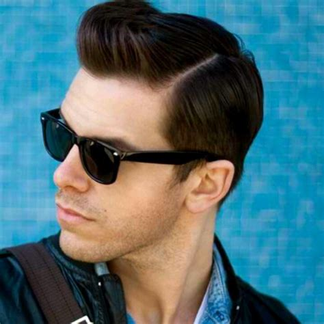modern pompadour hairstyle modern pompadour s cuts style