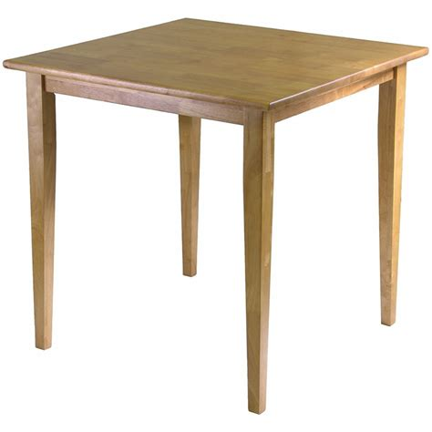 pine wood kitchen table square wood dining table in dining tables