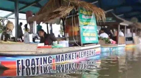 tiket masuk floating market lembang bandung september