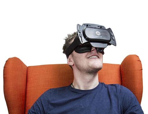 Freefly Vr  Virtual Reality Smartphone 3d Headset » Gadget Flow