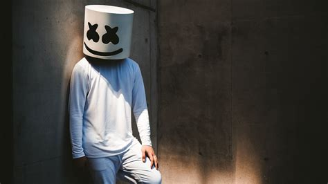 2048x1152 Marshmello Alone 2048x1152 Resolution Hd 4k Wallpapers, Images, Backgrounds, Photos