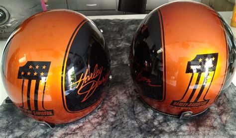 Casque Moto Harley Davidson – Raymond Planchat peintre ...