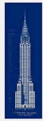 Chrysler Building Blueprint by Chrysler Building Blueprint Search Gala