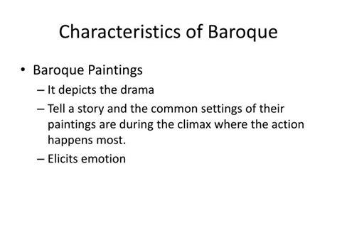 mannerism  baroque powerpoint  id