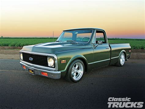 1972 Chevy Wallpaper by 1972 Chevrolet C10 Looks Like My 1st Vehicle Timey