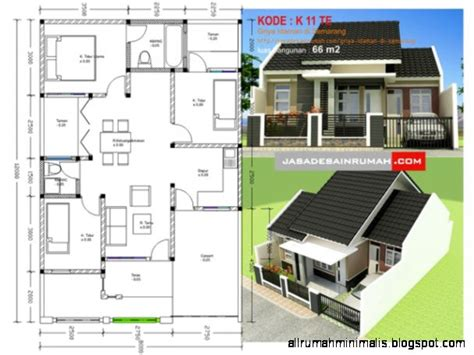 desain rumah idaman design rumah minimalis