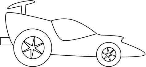 race car template race car coloring pages 13 coloringpagehub