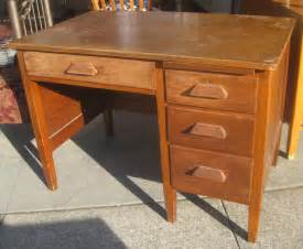 uhuru furniture collectibles sold small oak teacher s