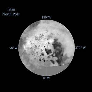 NASA Releases Updated Maps of Saturn's Moon Titan   Space ...