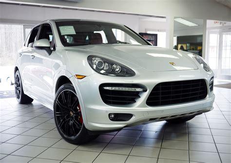 Used 2014 Porsche Cayenne Turbo