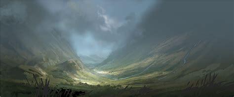 Concept art Brave (Indomable) - Escenarios - Estrenos ...