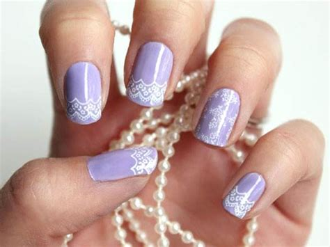 Bridal Nail Designs & Manicures