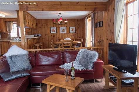 chalet chanteclair val david chalet 224 louer laurentides val david chalets chanteclair 3 chambres deluxe id 294