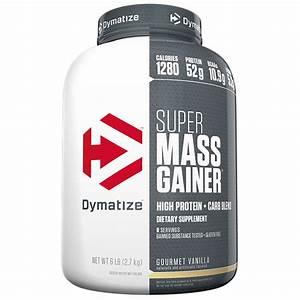 Buy Dymatize Super Mass Gainer