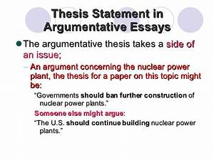 Examples Of Thesis Statements For Argumentative Essays Aqa Gcse  Thesis Statement Examples  Thesis Writing  Dissertation Academic