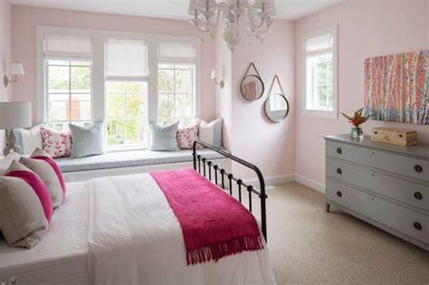 Bedroom Color Schemes Pink by Benjamin Pink Bliss Paint Color Schemes Interiors